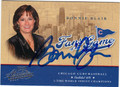 BONNIE BLAIR OLYMPIC SPEED SKATER AUTOGRAPHED CARD #30913F