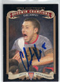 CLINT DEMPSEY AUTOGRAPHED SOCCER CARD #31013B