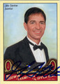 JOHN STOCKTON AUTOGRAPHED BASKETBALL CARD #31212A
