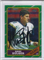 Marc Bulger Autographed Football Card 3126