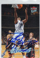 DWIGHT HOWARD ORLANDO MAGIC AUTOGRAPHED BASKETBALL CARD #31313i