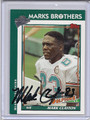 Mark Clayton Autographed Football Card 3137
