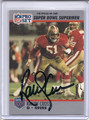 Randy Cross Autographed Football Card 3138