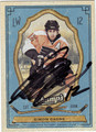 SIMON GAGNE AUTOGRAPHED HOCKEY CARD #31412P