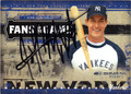 JOHN C McGINLEY AUTOGRAPHED CARD #31513F