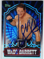 WADE BARRETT AUTOGRAPHED WRESTLING CARD #31613F