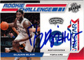 DeJUAN BLAIR AUTOGRAPHED ROOKIE BASKETBALL CARD #31712M