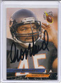 Craig Heyward Autographed Football Card 3177