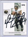 David Garrard Autographed Football Card 3187