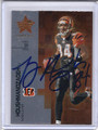 T J Houshmandzadeh Autographed Football Card 3191