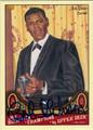 BOB GIBSON AUTOGRAPHED BASEBALL CARD #31912D