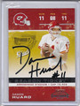 Damon Huard Autographed Football Card 3195