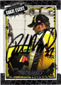 PAUL MENARD AUTOGRAPHED NASCAR CARD #32012L