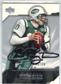 CHAD PENNINGTON NEW YORK JETS AUTOGRAPHED FOOTBALL CARD #32113E