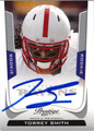 TORREY SMITH AUTOGRAPHED ROOKIE FOOTBALL CARD #32312M