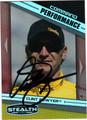 CLINT BOWYER AUTOGRAPHED NASCAR CARD #32312i