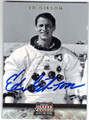 ED GIBSON AUTOGRAPHED CARD #32413B