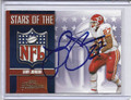 Larry Johnson Autographed Football Card 3252