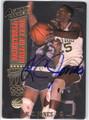 K.C. JONES AUTOGRAPHED BASKETBALL CARD #32513B