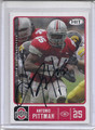 Antonio Pittman Autographed Football Card 3299