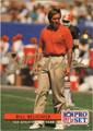 BILL BELICHICK AUTOGRAPHED FOOTBALL CARD #33012B