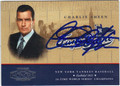 CHARLIE SHEEN AUTOGRAPHED CARD #33113H