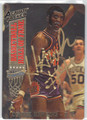 CONNIE HAWKINS PHOENIX SUNS AUTOGRAPHED BASKETBALL CARD #33113K