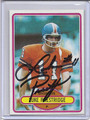 Luke Prestridge Autographed Football Card 3342