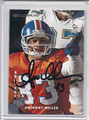 Anthony Miller Autographed Football Card 3458