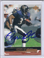 Priest Holmes Autographed Football Card 3506