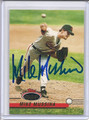 Mike Mussina Autographed Baseball Card 3508