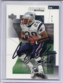 Corey Dillon Autographed Football Card 3527
