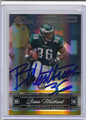 Brian Westbrook Autographed Football Card 3536