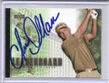 Chris DiMarco Autographed Golf Card 3575