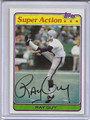 Ray Guy Autographed Football Card 3539