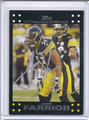 James Farrior Autographed Football Card 3552