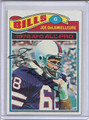 Joe DeLamielleur Autographed Football Card 3559