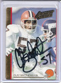 Clay Matthews Autographed Football Card 3562