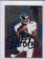 Eric Metcalf Autographed Football Card 3581