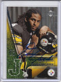 Omar Jacobs Autographed Football Card 3641