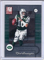 Chad Pennington Autographed Football Card 3685