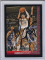 Carmello Anthony Autographed Basketball Card 3724