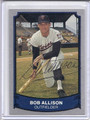Bob Allison Autographed Baseball Card 3773