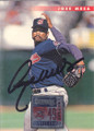 Jose Mesa Autographed Baseball Card 379