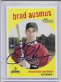 Brad Ausmus Autographed Baseball Card 3756