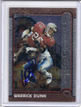 Warrick Dunn Autographed Football Card 3888