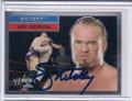 Snitsky Autographed Wrestling Card 3894