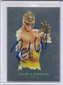 Rey Mysterio Autographed Wrestling Card 3899