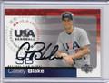 Casey Blake Autographed Baseball Card 3949