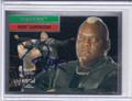 Viscera Autographed Wrestling Card 3896